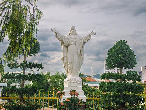 芽庄大教堂旅游景点图片