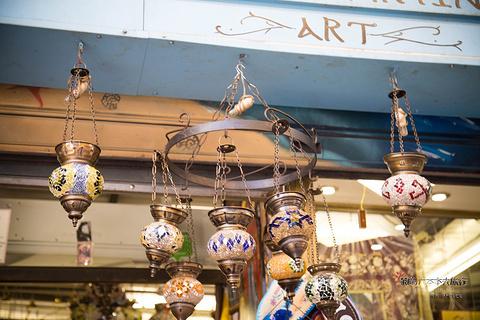 蒙纳斯提拉奇跳蚤市场旅游景点攻略图