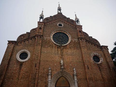 弗拉里教堂旅游景点图片