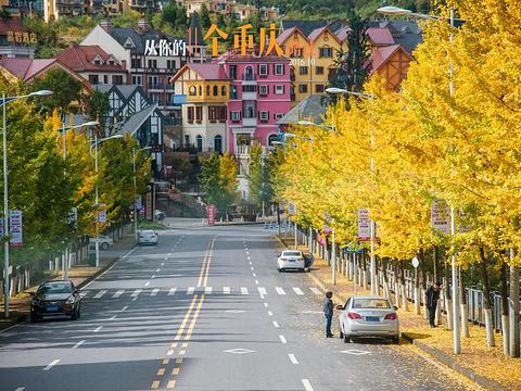 仙女山镇旅游景点图片