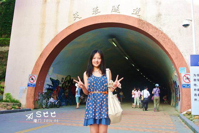 芙蓉隧道图片