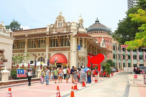 吉隆坡城市画廊