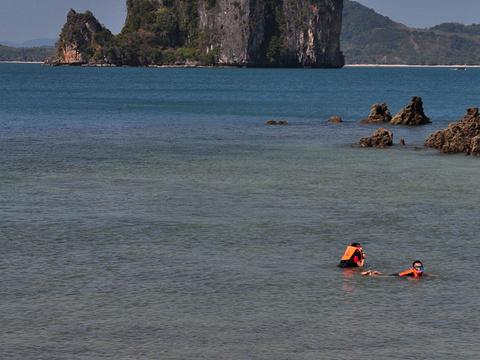 割喉群岛旅游景点图片