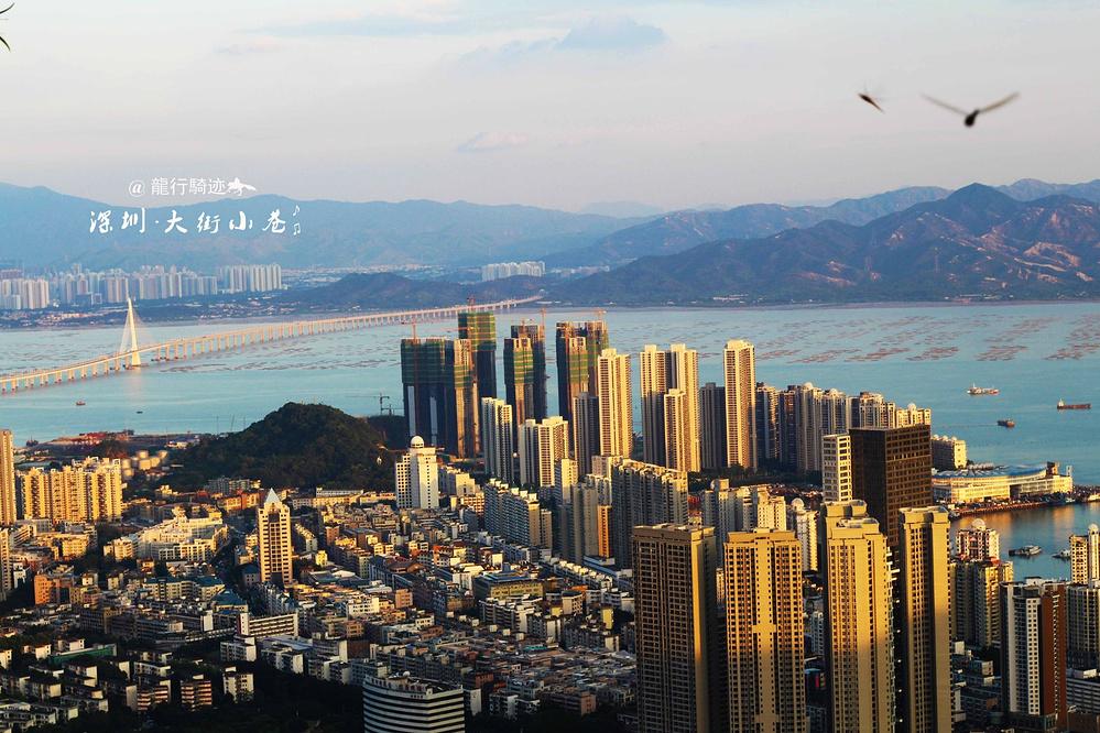 『深圳六日玩法』魅力鹏程,都市迷情