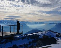 【瑞士】瑞士的美,欣赏一次绝对不够❤