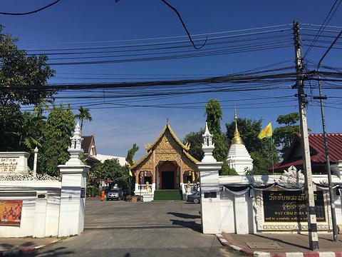 柴迪隆寺旅游景点攻略图