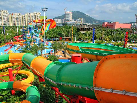 三亚宋城浪浪浪水公园旅游景点图片