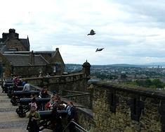 英爱散记之十一:爱丁堡城堡