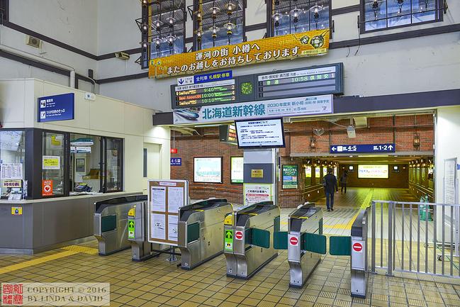 小樽站图片