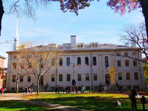 哈佛大学图片