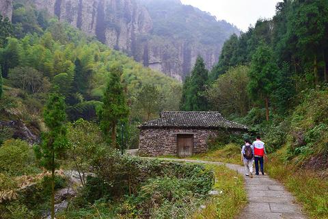 五龙谷旅游景点攻略图