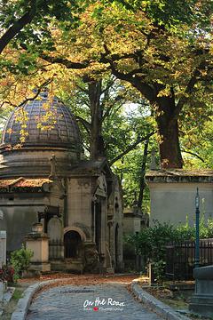 拉雪兹公墓的图片