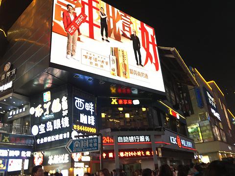 黄兴南路步行街旅游景点攻略图