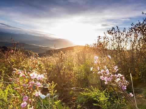 界山达坂旅游景点图片