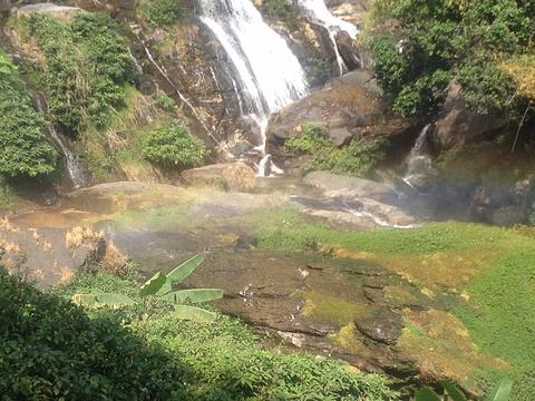茵他侬国家公园旅游景点图片