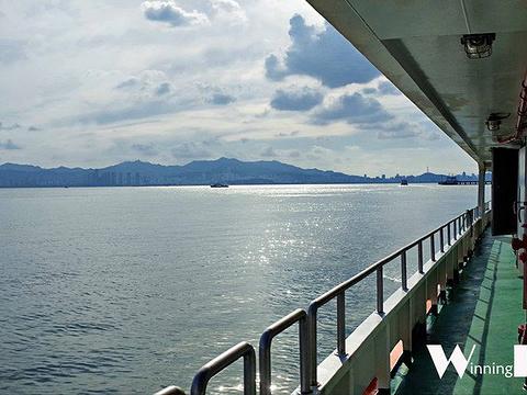 刘公岛国家森林公园旅游景点图片