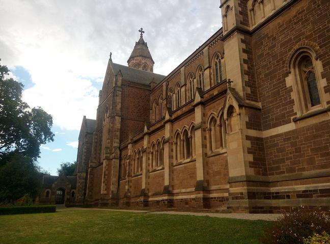 """""""我们又去了圣彼得大教堂,是南澳最大的教堂..._圣彼得大教堂""""的评论图片"""