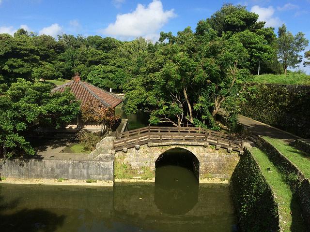 """""""首里城原建于13世纪末至14世纪初,是琉..._首里城公园""""的评论图片"""