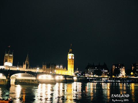 英国议会大厦旅游景点图片