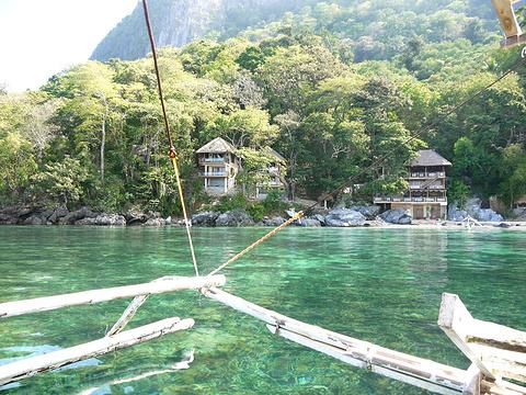 迪露玛卡德与直升机岛旅游景点攻略图