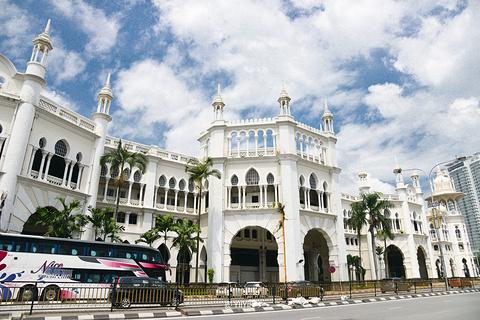 吉隆坡火车总站的图片