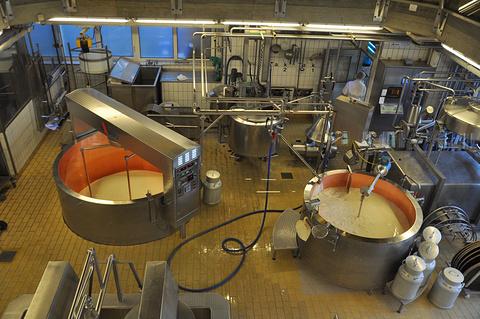 艾蒙达的奶酪工厂旅游景点攻略图