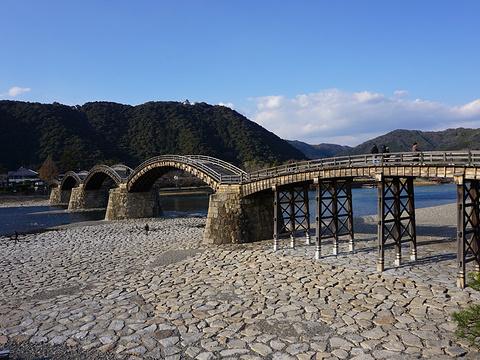 锦带桥旅游景点图片