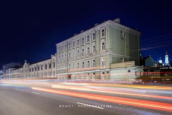 莫斯科莫克豪发亚威力酒店图片
