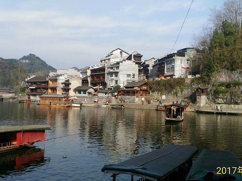 边城景区旅游景点图片