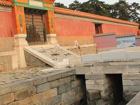 昌西陵旅游景点图片