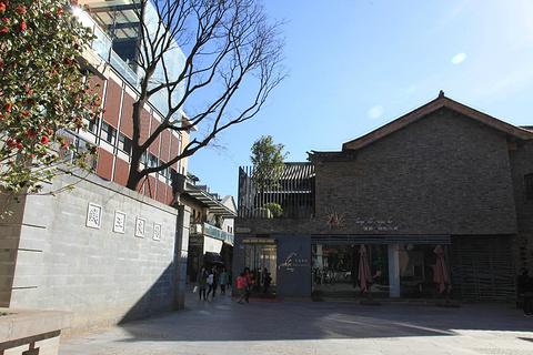 钱王街旅游景点攻略图