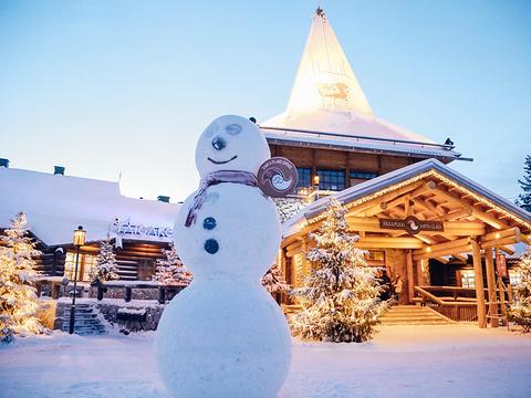 圣诞老人村旅游景点图片