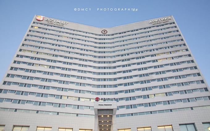 摩尔曼斯克爱泽码特酒店图片