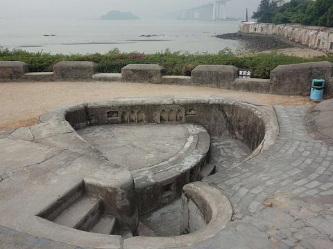 威远炮台旅游景点图片