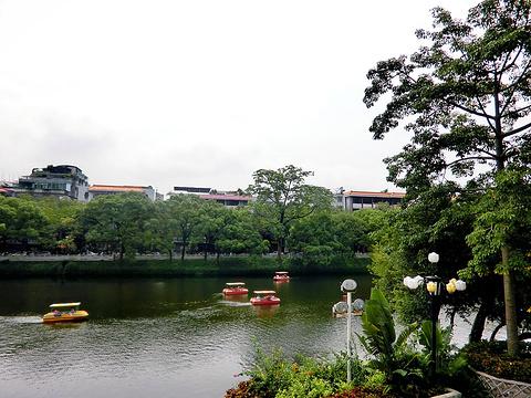 潮州西湖旅游景点图片