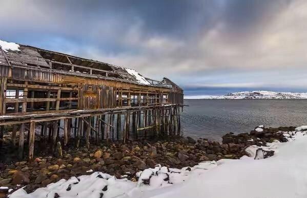 捷里别尔卡(Teriberka)附近的住宿图片