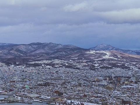 函馆山旅游景点图片