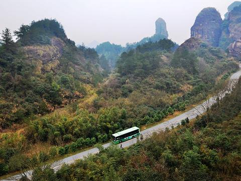 龙虎山风景区旅游景点图片