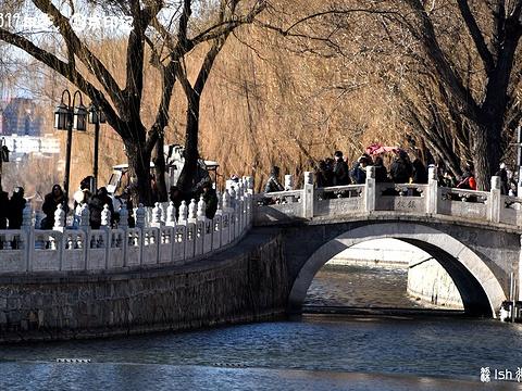 银锭桥旅游景点图片