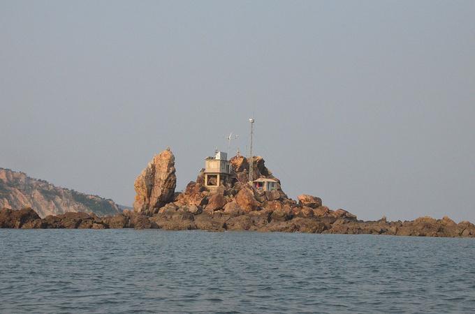海王九岛旅游区图片
