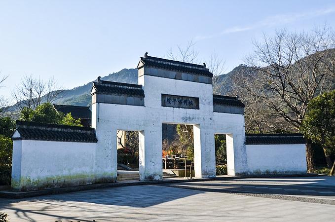 法云古村图片