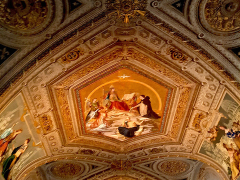 西斯廷教堂旅游景点图片