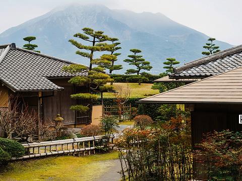 仙岩园旅游景点图片