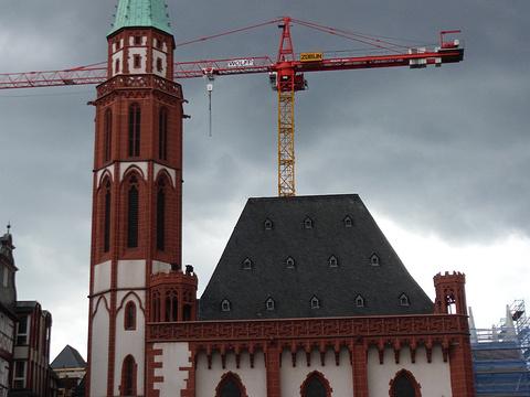 老尼古拉教堂旅游景点图片