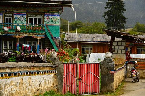扎西岗村旅游景点攻略图
