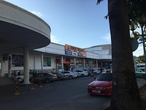 兰卡威国际机场免税店旅游景点攻略图