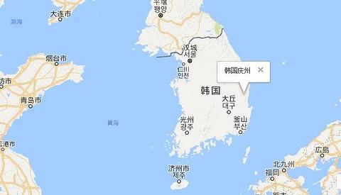 文武王水中陵旅游景点攻略图