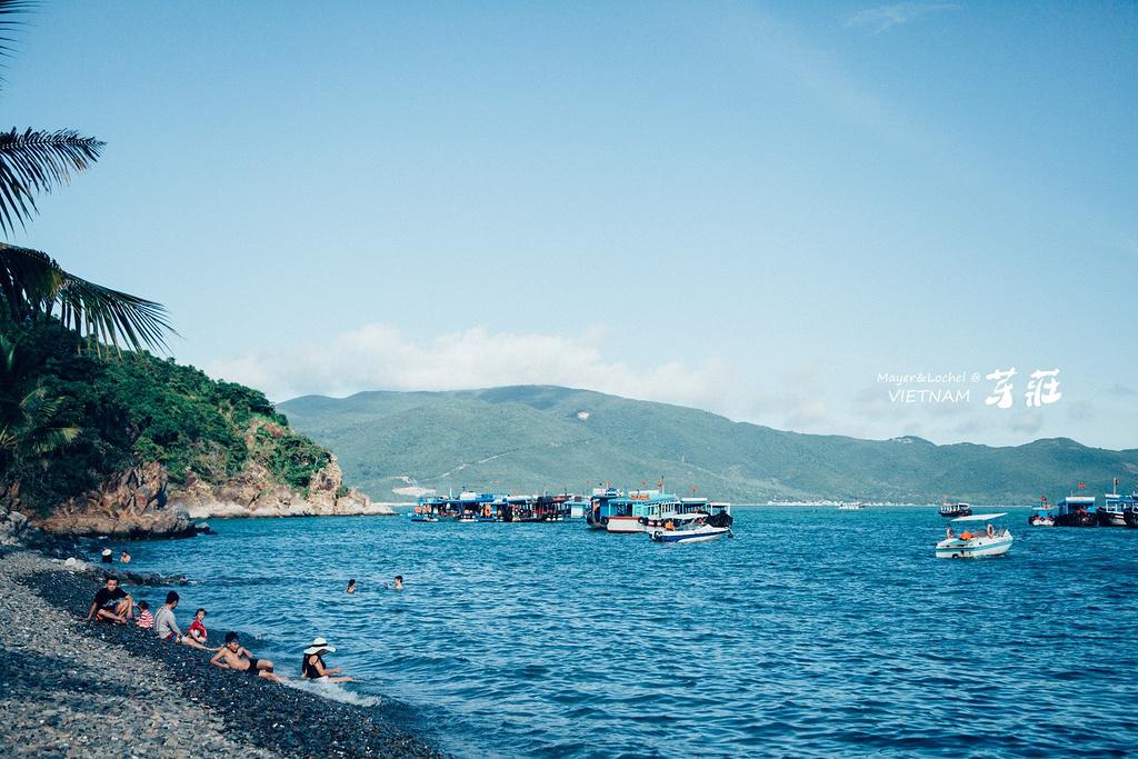 银岛(Hon Tam)