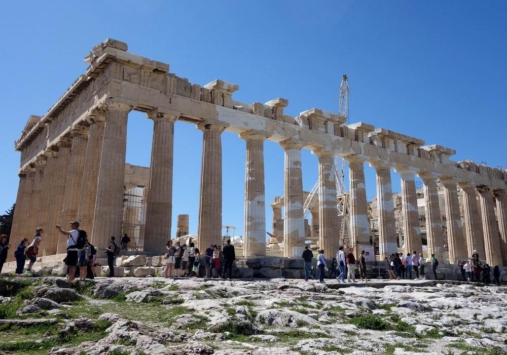 地中海邮轮之旅(八)雅典