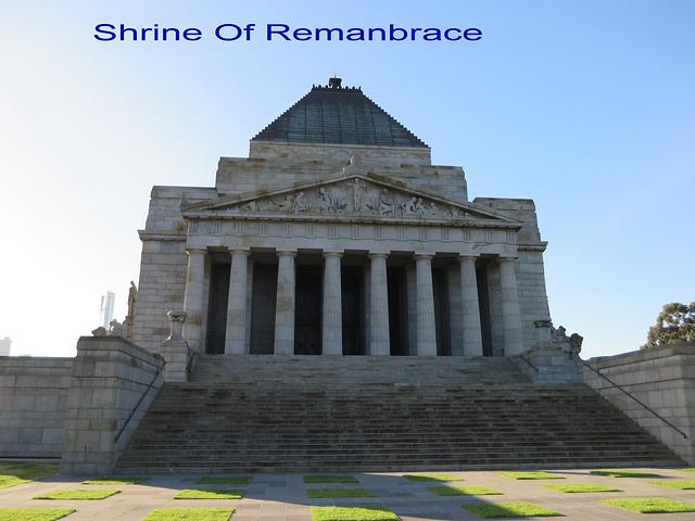 """""""接著往下走就到戰爭紀念館。 澳洲許多大城..._墨尔本战争纪念馆""""的评论图片"""